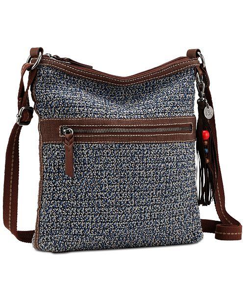 The Sak Lucia Crochet Crossbody Reviews Handbags Accessories