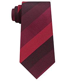Kenneth Cole Reaction Men's Jupiter Stripe Silk Tie