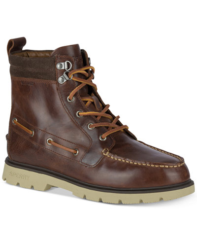 Sperry Men S A O Waterproof Lug Boots All Men S Shoes