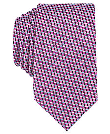 Perry Ellis Men's Sacony Geometric Tie