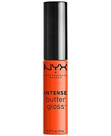 NYX Professional Makeup Intense Butter Gloss