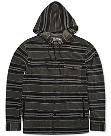 Billabong Men's Striped Hoodie