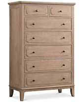 Ludlow 6 Drawer Chest, Created for Macy's