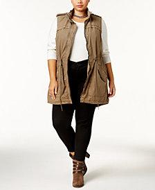 Levi's® Plus Size Cotton Vest
