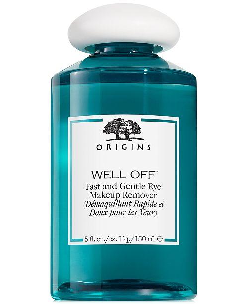 Origins Eye Makeup Remover Ings