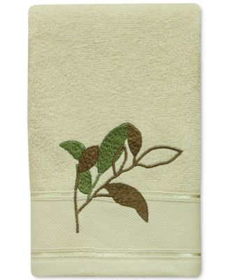 Sheffield Cotton Embroidered Fingertip Towel