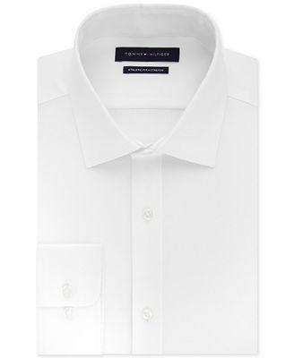Mens Hilfiger Long Sleeve Reg Polo Shirt Tommy Hilfiger