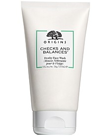 Checks and Balances Frothy Face Wash, 5-oz.