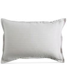 DKNY Pure Comfy Cotton Stripe Standard Sham