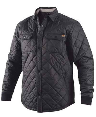 Rip Curl Men's Dover Quilted Jacket - Coats & Jackets - Men - Macy's : mens black quilted coat - Adamdwight.com