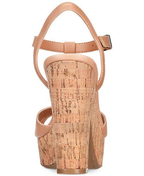 b8abb356c424 ... American Rag Jamie T-Strap Platform Dress Sandals