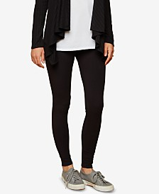 Motherhood Maternity Post-Pregnancy Leggings