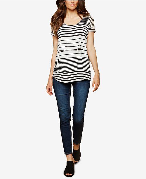 f0e893ba5fb72 ... Motherhood Maternity BOUNCEBACK Post Pregnancy Skinny Jeans ...
