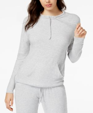 FUNNEL-NECK ACTIVE SWEATSHIRT