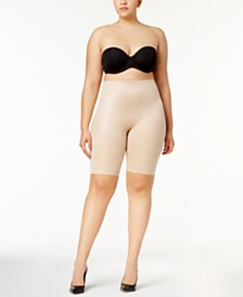 SPANX Women's Plus Size Power Conceal-Her Extended Length Short 10135P