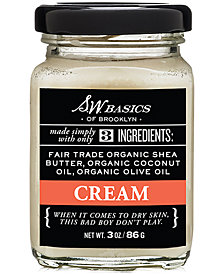 S.W. Basics Cream, 3-oz.