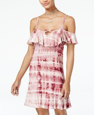 Pink Dresses for Juniors - Macy's