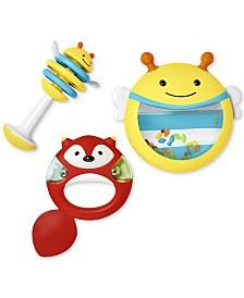 Skip Hop 3-Pc. Explore & More Musical Instrument Set
