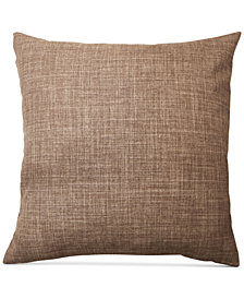 "LAST ACT! Hallmart Collectibles Crosswoven Jacquard 18"" Square Decorative Pillow"