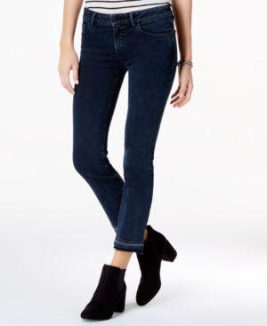 Dl 1961 Cotton Mara Snap-Cuff Skinny Jeans 4944798