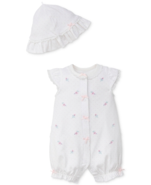 Little Me 2-Pc. Embroidered...