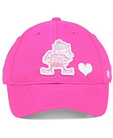 '47 Brand Girls' Cleveland Browns Sugar Sweet MVP Cap