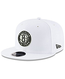 New Era Brooklyn Nets Basic Link 9FIFTY Snapback Cap