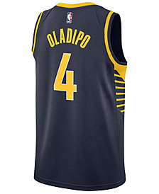 Nike Men's Victor Oladipo Indiana Pacers Icon Swingman Jersey