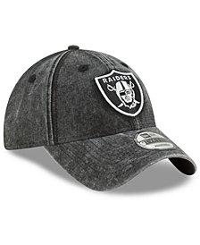 New Era Oakland Raiders Italian Wash 9TWENTY Cap