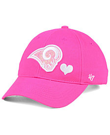 '47 Brand Girls' Los Angeles Rams Sugar Sweet MVP Cap