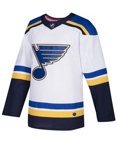 adidas Men's St. Louis Blues Authentic Pro Jersey