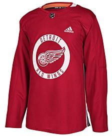 Men's Detroit Red Wings Authentic Pro Practice Jersey