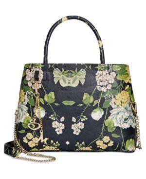 Steve Madden Ruby Floral Satchel 5407579