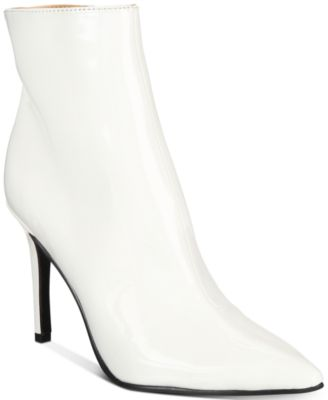 Rylie Pointed Toe Ankle Booties, Created For Macy's