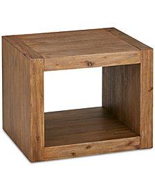 Zen End Table, Quick Ship