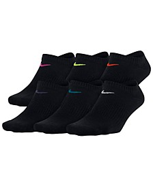 6-Pk. Sportswear No-Show Performance Women's Socks
