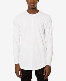 Jaywalker Men's Center-Seam Thermal-Knit T-Shirt