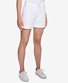Tommy Hilfiger Denim Shorts, Created for Macy's