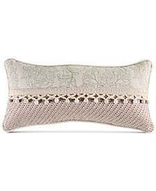 "Croscill Giulietta 22"" x 11"" Boudoir Decorative Pillow"