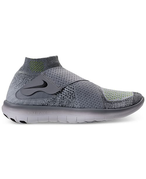 c6dbec9b93d9 ... Nike Men s Free Run Motion Flyknit 2017 Running Sneakers from Finish  Line ...