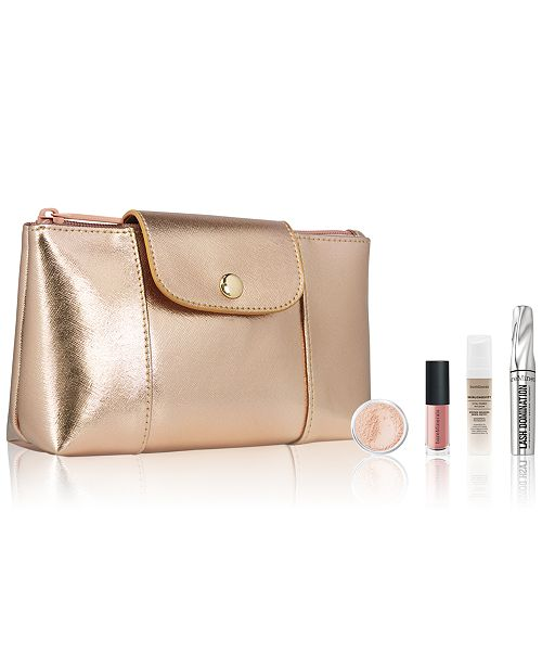 bareMinerals Receive a FREE 5-Pc. gift with any $50 bareMinerals purchase