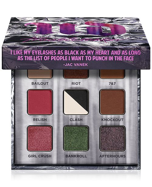 Urban Decay Vice 2 Palette Look |Urban Decay Palette 2