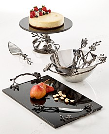 Black Orchid Serveware Collection