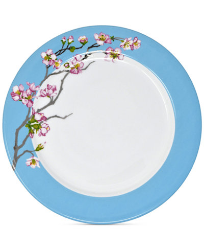 Darbie Angell Madison's April in NY Dinner Plate