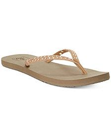 REEF Bliss Embellished Flip-Flop Sandals