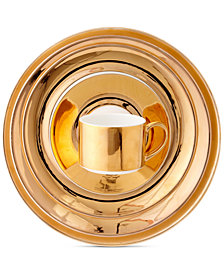 Darbie Angell Monaco Gold 5-Piece Place Setting