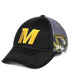 Top of the World Missouri Tigers Peakout Stretch Cap