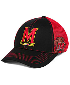 Top of the World Maryland Terrapins Peakout Stretch Cap