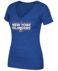 adidas Women's New York Islanders Dassler T-Shirt