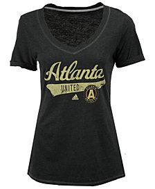 adidas Women's Atlanta United FC Tail Stack T-Shirt